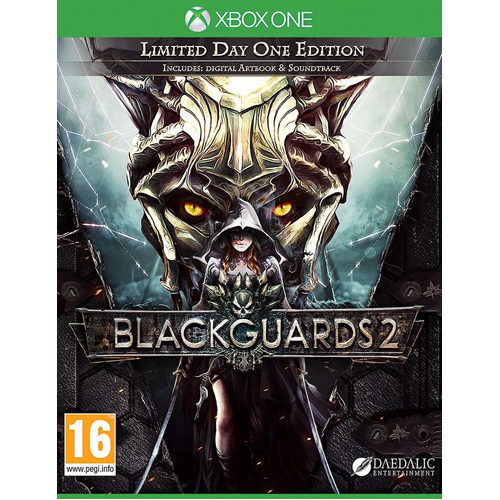 Blackguards 2: Limited Day 1 Edition - Xbox One