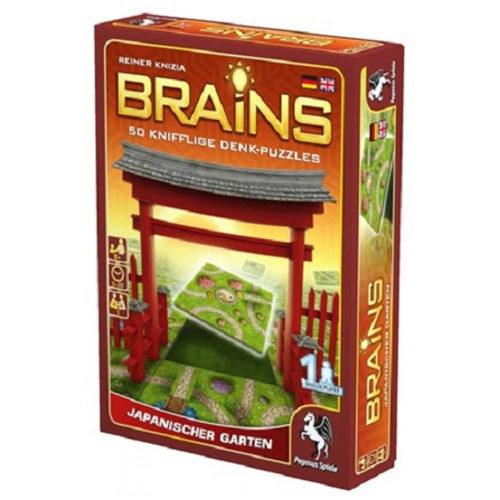 Brains Japanese Garden Puzzle Game