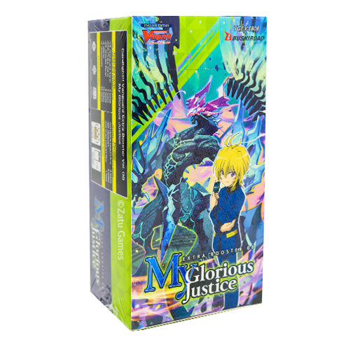 CFV My Glorious Justice Extra Booster Box
