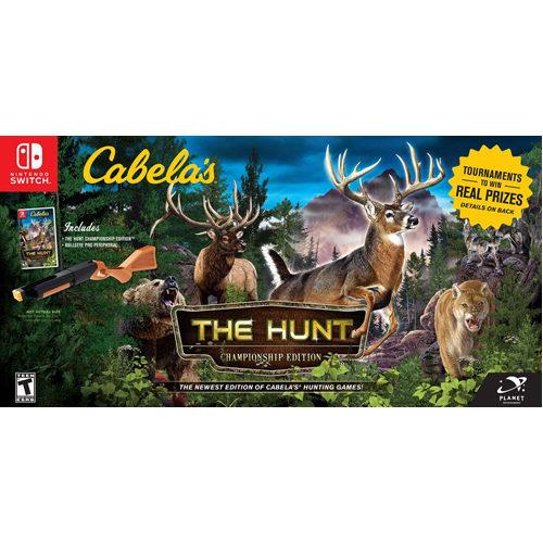 Cabela's The Hunt (Bundle) - Nintendo Switch