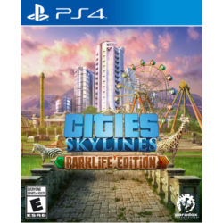 Cities: Skylines Parklife Edition - PS4