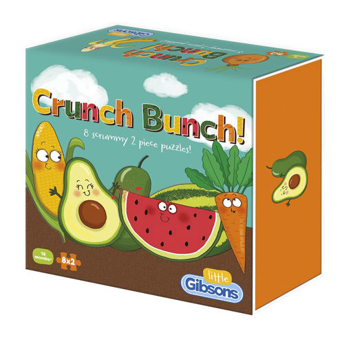 Crunch Bunch Puzzles