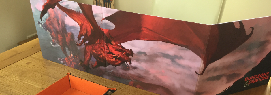 Dungeon Master's Screen Reincarnated Review