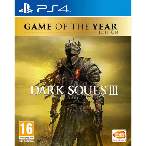 Dark Souls 3: The Fire Fades Edition (Game Of The Year) - PS4
