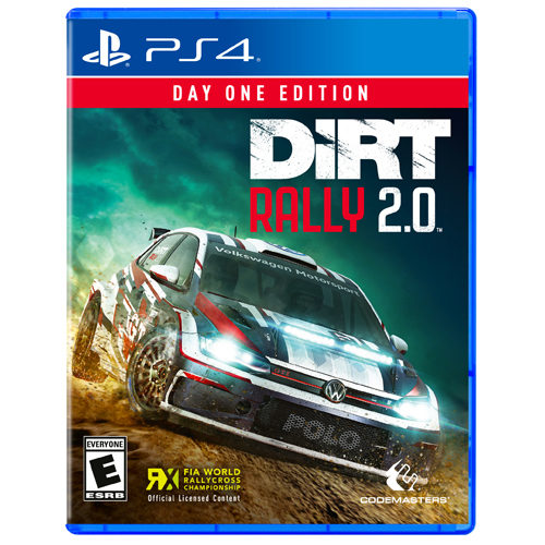 Dirt Rally 2.0 Day 1 Edition - PS4