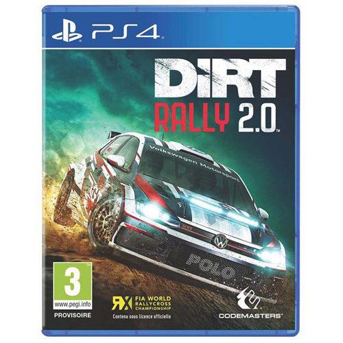 Dirt Rally 2.0 - PS4