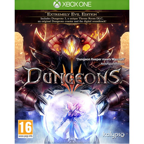 Dungeons III: Extremely Evil Edition - Xbox One