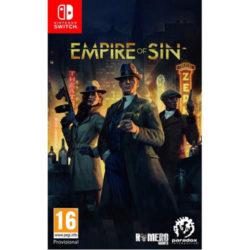 Empire of Sin - Nintendo Switch