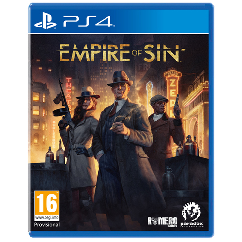 Empire of Sin - PS4