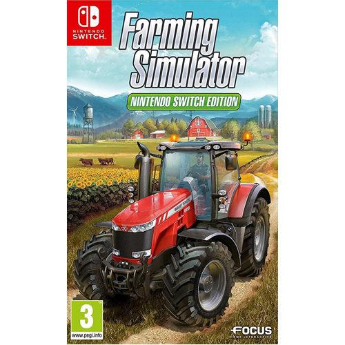 Farming Simulator 17 - Nintendo Switch