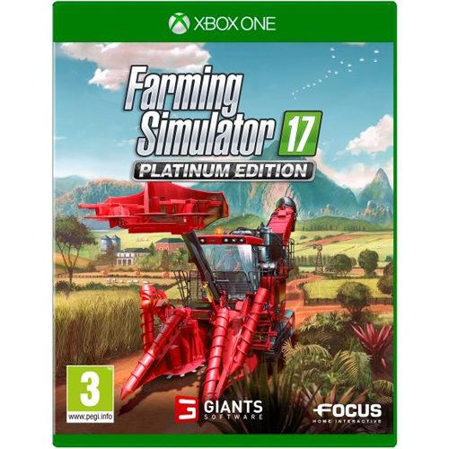 Farming Simulator 17 Platinum - Xbox One