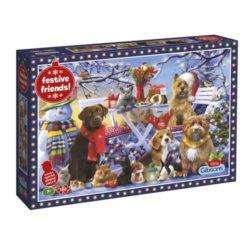 Festive Friends Puzzle (150 pieces)