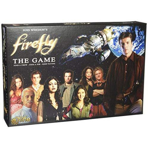 Firefly Board Game: US Edition