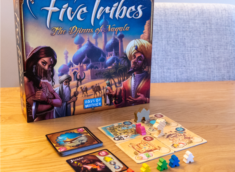 Five Tribes Body