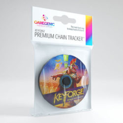Gamegenic Keyforge Premium Chain Tracker Extended - Assorted (One Supplied)