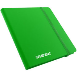 Gamegenic Prime Album 24-Pocket Green