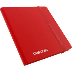 Gamegenic Prime Album 24-Pocket Red