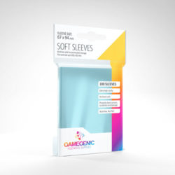 Gamegenic Soft Sleeves
