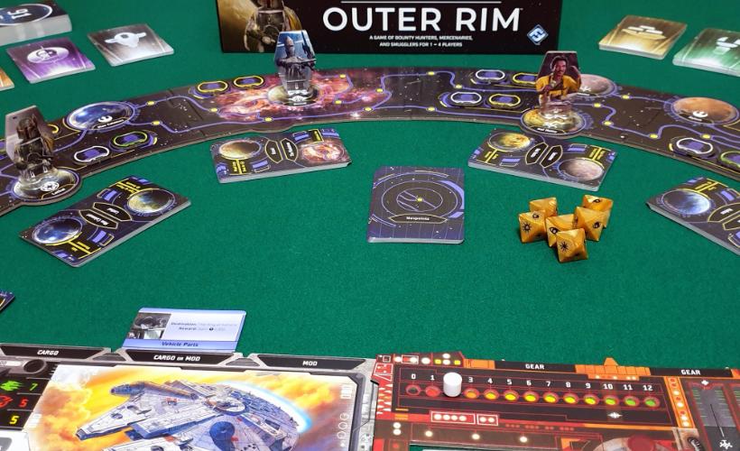 Games for Scoundrels Outer Rim