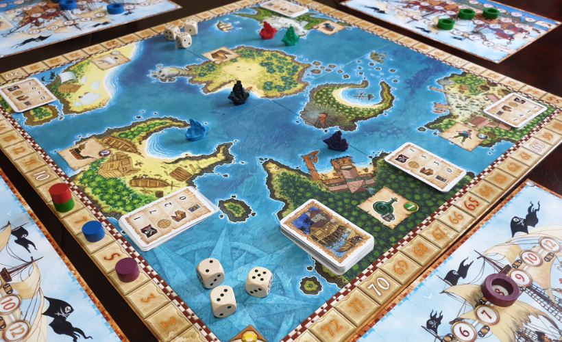 Games for Scoundrels Pirate's Cove