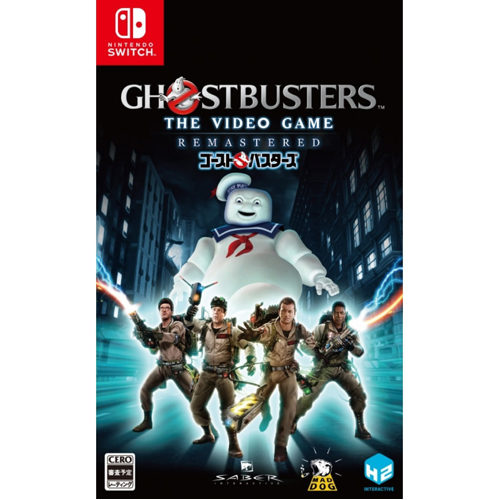 Ghostbusters Video Game Remastered - Nintendo Switch