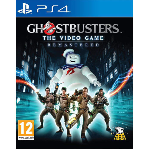 Ghostbusters Video Game Remastered - PS4