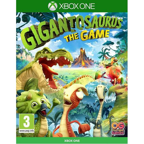 Gigantosaurus The Game - Xbox One
