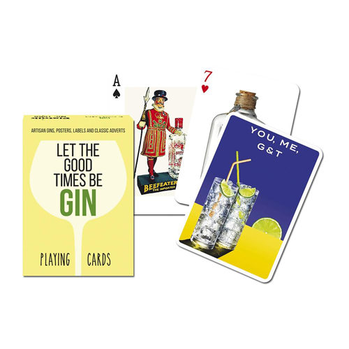 Gin Playing Cards