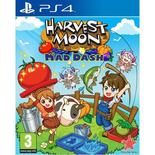 Harvest Moon Mad Dash - PS4