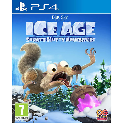 Ice Age Scrats Nutty Adventure - PS4