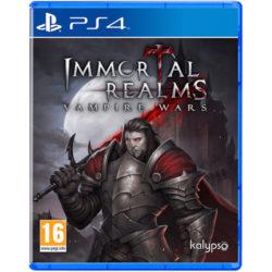 Immortal Realms: Vampire Wars - PS4