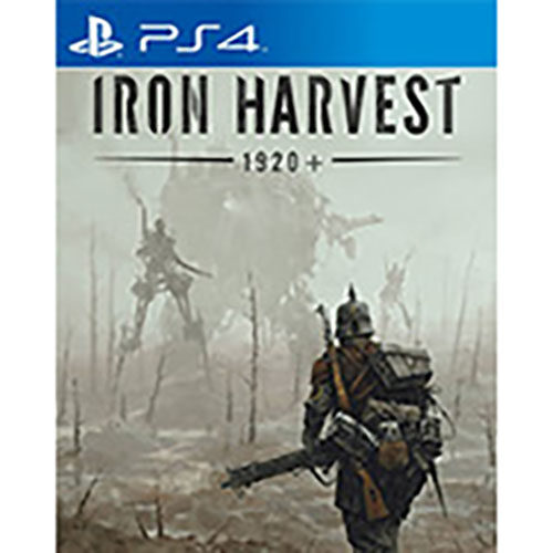 Iron Harvest – PS4