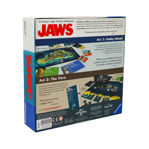 Jaws - The Game