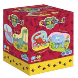 Jigasawrus Puzzles