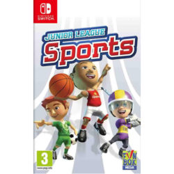 Junior League Sports Collection 3 In 1 - Nintendo Switch