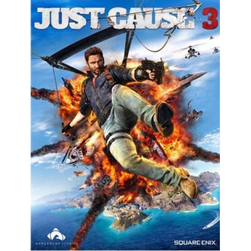 Just Cause 3 Collectors Edition - PS4