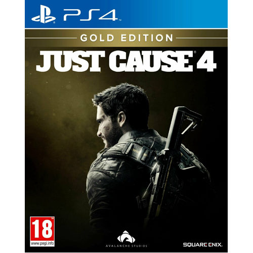 Just Cause 4: Gold Edition - PS4