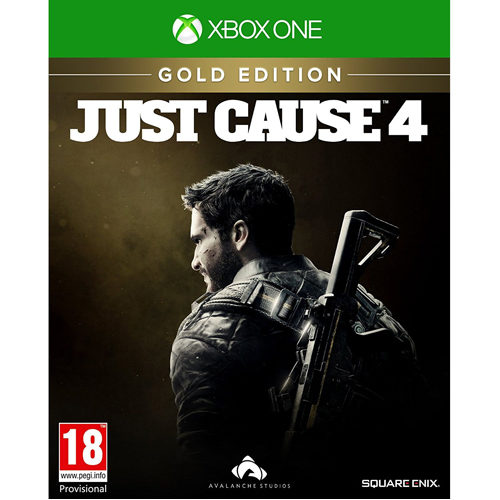 Just Cause 4: Gold Edition - Xbox One