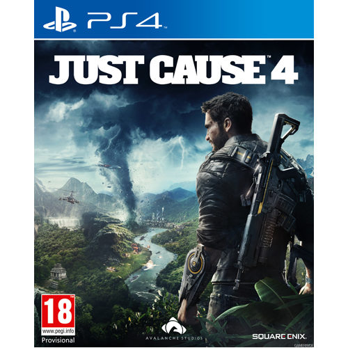 Just Cause 4: Standard Edition - PS4