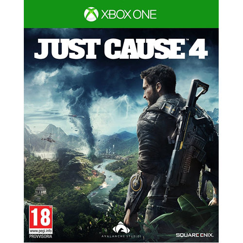 Just Cause 4: Standard Edition - Xbox One