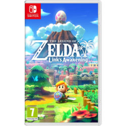 Legend Of Zelda Link Awakening - Nintendo Switch