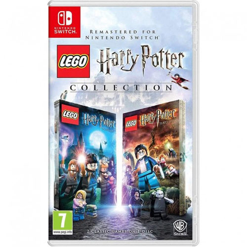 Lego Harry Potter Years 1-7 - Nintendo Switch