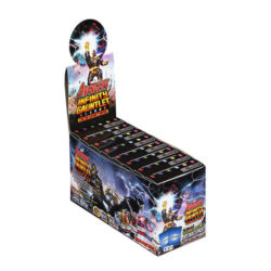 Marvel Dice Masters: Avengers Infinity Gauntlet Countertop Display