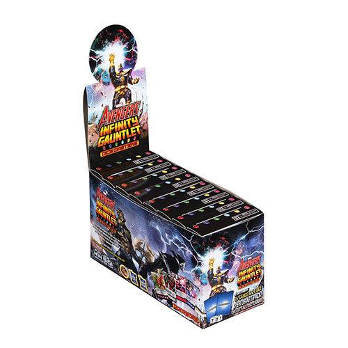 Marvel Dice Masters Avengers Infinity Gauntlet Countertop Display