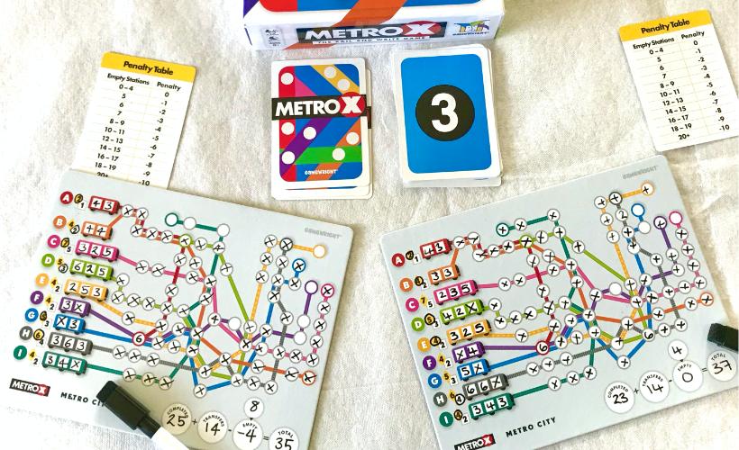 Metro X body