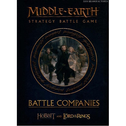Middle-earth Strategy Battle Game: Battle Companies (English)