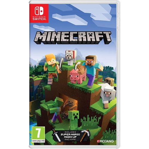 Minecraft Bedrock Edition - Nintendo Switch