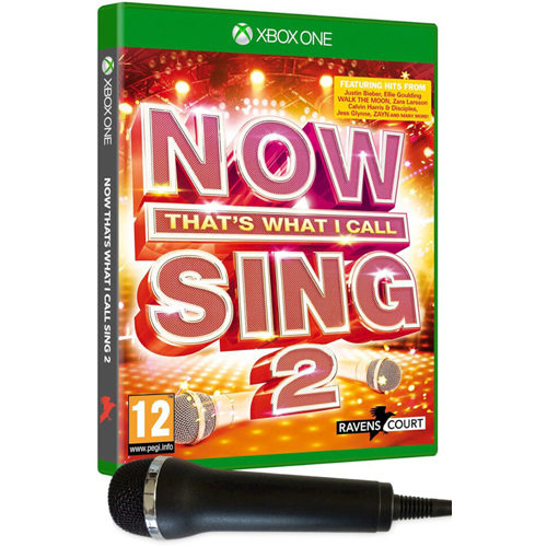 NOW That's What I Call Sing 2: 1 Mic Bundle - Xbox One