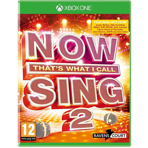 NOW That's What I Call Sing 2 (2017 Solus) - Xbox One