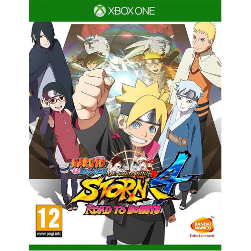 Naruto Shippuden Ulitmate Ninja Storm 4 Road To Boruto - Xbox One